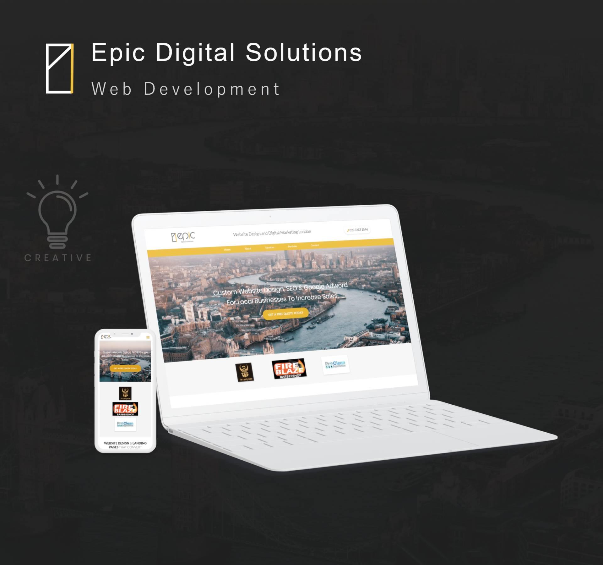 Web designing and Branding of websites