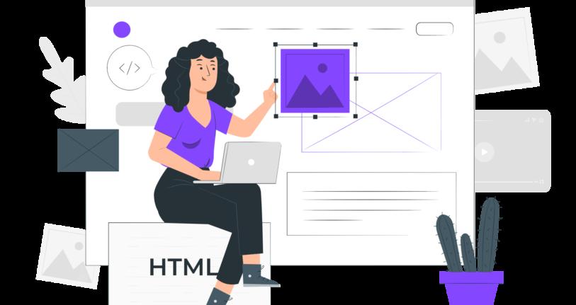 web development an designing