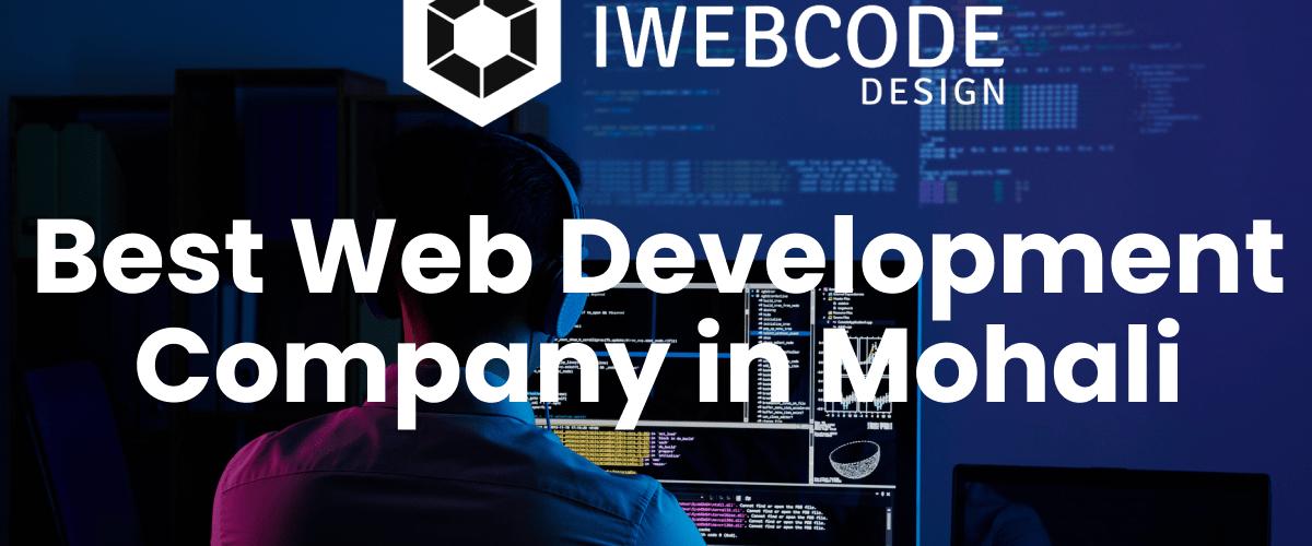 Best Web Development Company in Mohali