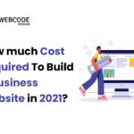 Cost to build a website